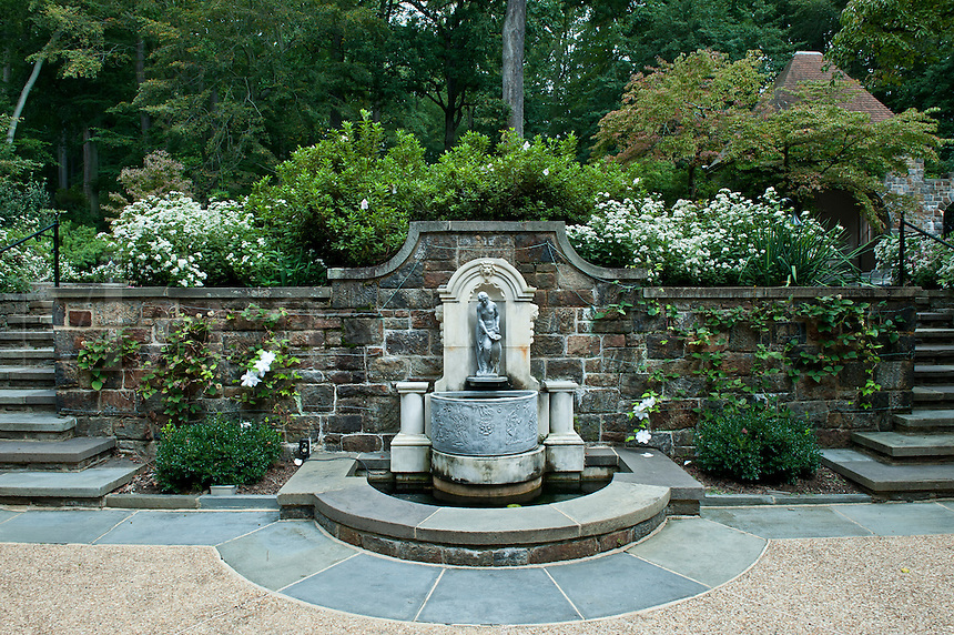 Winterthur Garden and Museum estate, Delaware, USA