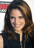 NATALIE MORALES<br /> at  Evening of Awarness' to Benefit the<br /> Jenesse Center  and the Trevor Project at <br /> Crosbey St Hotel    11-16-09<br /> Photos by John Barrett-Globe Photos,INC©2009