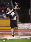 Josh Farrell, Toronto 2015 - Para Athletics // Para-athlétisme.<br /> Josh Farrell competes in the Men's Shot Put F20 // Josh Farrell participe au lancer du poids masculin F20. 10/08/2015.