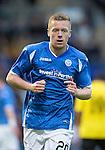 St Johnstone v Alashkert FC...09.07.15   UEFA Europa League Qualifier 2nd Leg<br /> Scott Brown<br /> Picture by Graeme Hart.<br /> Copyright Perthshire Picture Agency<br /> Tel: 01738 623350  Mobile: 07990 594431