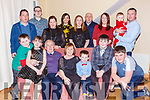 Billy Doyle Killarney who celebrated his 70th birthday with his family at his home on Saturday night