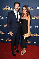 "Scott Adkins<br /> at the ""Doctor Strange"" launch event, Westminster Abbey, London.<br /> <br /> <br /> ©Ash Knotek  D3189  24/10/2016"