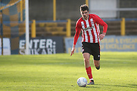 Tristan Crama of Brentford in action during Watford Under-23 vs Brentford B, Friendly Match Football at Clarence Park on 24th November 2020