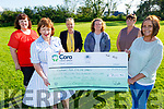 Members of Ardfert Community from the residents of Casements View and Station Road presents €7,241.33 to Comfort for Chemo on Thursday.<br /> Front: Mary Fitzgerald and Therese Carroll (Both Comfort for Chemo).<br /> Back l to r: Helen Geary, Breda Duggan, Mary Lyne and Brenda O'Connor.