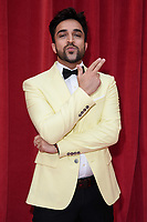 Navin Kundra<br /> arriving for the British Soap Awards 2018 at the Hackney Empire, London<br /> <br /> ©Ash Knotek  D3405  02/06/2018