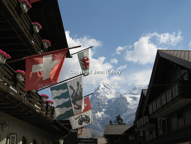 Swiss Alps Chalets