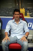 Neuzugang Aaron Galindo (Eintracht Frankfurt)