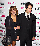 Peaches Geldof & Eli Roth at the NYLON + EXPRESS AUGUST DENIM ISSUE PARTY held at The London in West Hollywood, California on August 10,2010                                                                               © 2010 Debbie VanStory / Hollywood Press Agency