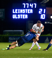 Friday 14th May 2021; Ian Madigan during the Guinness PRO14 Rainbow Cup Round 3 clash between Leinster and Ulster at The RDS Arena, Ballsbridge, Dublin, Ireland. Photo by John Dickson/Dicksondigital