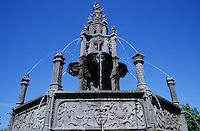 Europe/France/Auvergne/63/Puy-de-Dôme/Clermont-Ferrand: La fontaine d'Amboise