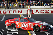NASCAR XFINITY Series<br /> Sport Clips Haircuts VFW 200<br /> Darlington Raceway, Darlington, SC USA<br /> Saturday 2 September 2017<br /> Denny Hamlin, SportsClips Toyota Camry<br /> World Copyright: Nigel Kinrade<br /> LAT Images