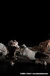 """""""L'entrouvert""""(création - 20 à 25 mn)/ ..chroégraphie : Christine Bastin. Junior Ballet Contemporain du conservatoire National Supérieur de musique et de Danse de Paris..Le 5 decembre 2008.Conservatoire National Supérieur de musique et de Danse de Paris..© Copyright Laurent Paillier / photosdedanse.com , All rights reserved"""