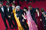 will Smith - pedro Almodovar - agnes  Jaoui - paolo Sorrentino - Park, Chan-Wook - fan BingBing - jessica Chastain - gabriel Yared - maren Ade