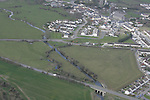 Aerial view of Duleek, County Meath showing the river Nanny. 12/04/05...Photo NEWSFILE/Fran Caffrey.(Photo credit should read Fran Caffrey/NEWSFILE)....This Picture has been sent you under the condtions enclosed by:.Newsfile Ltd..The Studio,.Millmount Abbey,.Drogheda,.Co Meath..Ireland..Tel: +353(0)41-9871240.Fax: +353(0)41-9871260.GSM: +353(0)86-2500958.email: pictures@newsfile.ie.www.newsfile.ie.FTP: 193.120.102.198...This picture is from Fran Caffrey@newsfile.ie