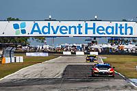 #8: McCann Racing Audi R8 GT4, GS: Andrew Davis, Michael McCann