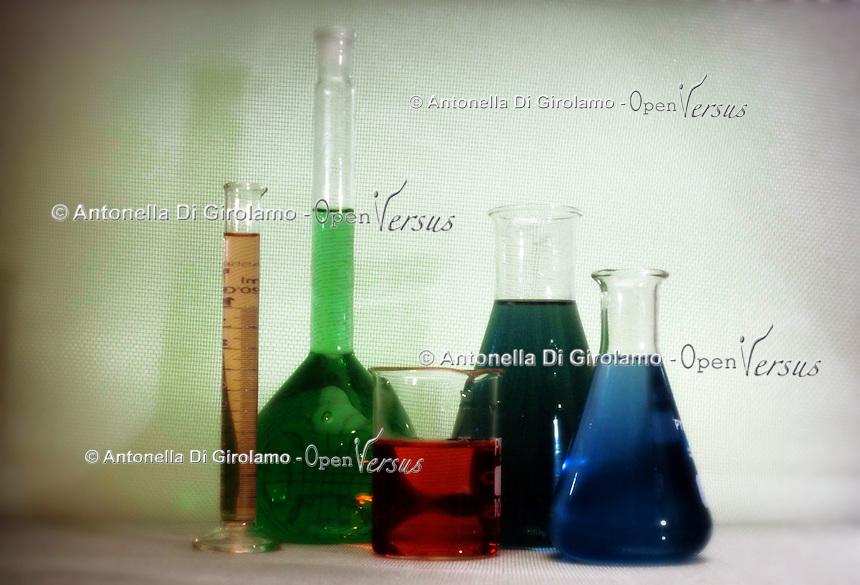 Provette.Test tubes....