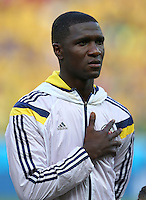 Cristian Zapata of Colombia