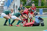 Mannheimer HC - Uhlenhorst Muelheim - QF - Game 3 - Damen 2020/21