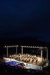 Belvedere di Villa Rufolo,   <br /> Mariinsky Orchestra<br /> Direttore Valery Gergiev<br /> <br /> Musiche di Prokofiev, Schubert