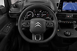 Car pictures of steering wheel view of a 2020 Citroen Berlingo - 4 Door Car Van Steering Wheel