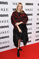 """Greta Bellamacina<br /> arriving for the """"Widows"""" special screening in association with Vogue at the Tate Modern, London<br /> <br /> ©Ash Knotek  D3457  31/10/2018"""
