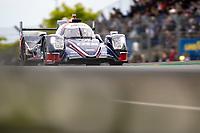 #23 United Autosports Oreca 07 - Gibson LMP2, Paul Di Resta, Alex Lynn, Wayne Boyd, 24 Hours of Le Mans , Qualifying Practice , Circuit des 24 Heures, Le Mans, Pays da Loire, France