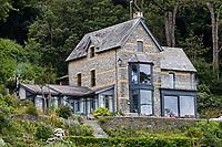 2020 07 16  Chris Kiley Home in Caswell Bay, near Swansea, Wales, UK