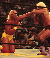 Hulk Hogan & Ric Flair 1994<br /> Photo By John Barrett/PHOTOlink