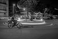 Le rotatorie stradali in Romagna spesso spesso si ispirano alla storia e tradizioni locali