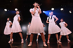 Idolrenaissance, Jan 26, 2015 : Japanese teen girls idol group Idolrenaissance perform their new single at Akihabara Theater, Tokyo, Japan. With 7 members aged between 13 and 18 Idolrenaissance was launched by Sony Music in 2014. (Photo by Sho Tamura/AFLO SPORT)