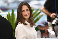 CANNES, FRANCE. July 9, 2021: Camille Cottin at the Stillwater photocall at the 74th Festival de Cannes.<br /> Picture: Paul Smith / Featureflash