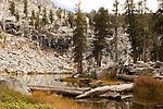 Heather Lake, Sierra Nevada, Sequoia National Park, California