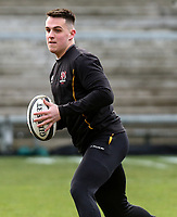 Thursday 18th February 2021 | Ulster Rugby Captain's Run<br /> <br /> James Hume during the Ulster Rugby Captain's Run held at Kingspan Stadium, Ravenhill Park, Belfast, Northern Ireland, ahead of the Glasgow PRO14clash on Friday night. Photo by John Dickson / Dicksondigital