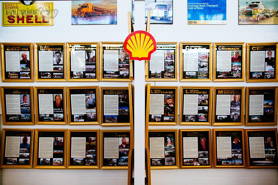 Image Ref: CA692<br /> Location: Transport Hall of Fame, Alice Springs<br /> Date of Shot: 14.09.18