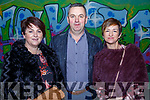 Beale Lips Zipped: Attending the  Lips Zipped event at the Ballybunion Community Centre in  aid of Beale GAA on 28th December were Denise & Alan Scanlan & Lorrainre McElligott.