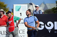 Luke Toomey. Day one of the Renaissance Brewing NZ Stroke Play Championship at Paraparaumu Beach Golf Club in Paraparaumu, New Zealand on Thursday, 18 March 2021. Photo: Dave Lintott / lintottphoto.co.nz