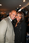 Emil Wilbekin and Keesha attends Celebrity Hairstylist Amoy Pitters & Host Joy Bryant Celebrate The Opening of Amoy Couture Hair Salon with Music by DJ Cassidy, New York, 2/16/10