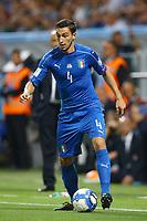 Fifa World Cup Russia 2018 Group G qualifier<br />Italy v Israel - 05/09/2017<br />Mapei Stadium in Reggio Emilia, ITALY<br />Matteo Darmian of Italy<br />Photo Matteo Ciambelli  *** Local Caption *** © pixathlon<br /> Contact: +49-40-22 63 02 60 , info@pixathlon.de