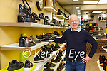 Killarney retailer Anthony Walsh who is looking forward to a busy December on the lead up to Christmas