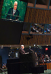 General Assembly 70th session 25th plenary meeting Continuation of the General Debate