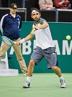 13-02-13, Tennis, Rotterdam, ABNAMROWTT, - Marcos Baghdatis