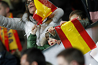 Spain's supporters during FIFA World Cup 2018 Qualifying Round match. March 24,2017.(ALTERPHOTOS/Acero) /NortePhoto.com