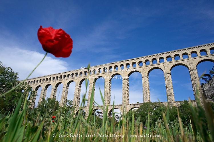 Aqueduct de Roquefavour, Ventabren, France