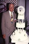 Lyle Waggoner attends the N.A.T.P.E. convention on January, 15, 1994 in Miami, Florida,