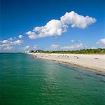 USA, Florida, Venice: Beach
