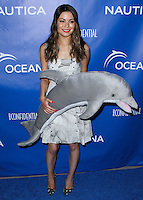 SANTA MONICA, CA, USA - MAY 16: Miranda Cosgrove at the Nautica And LA Confidential's Oceana Beach House Party held at the Marion Davies Guest House on May 16, 2014 in Santa Monica, California, United States. (Photo by Xavier Collin/Celebrity Monitor)