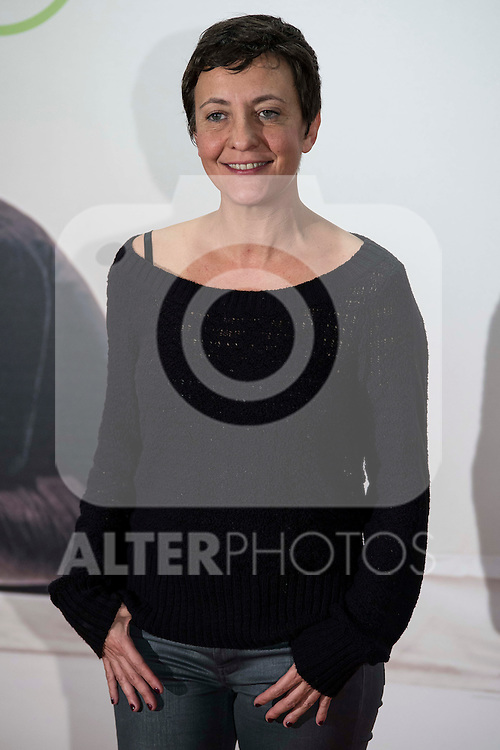 """Eva Hache attends to the premire of the film """"Que fue de Jorge Sanz"""" at Cinesa Proyecciones in Madrid. February 10, 2016."""
