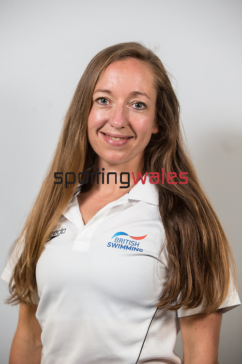 Team GB Rio Olympics marathon swimming team.<br /> Louise Imrie<br /> Wales National Swimming Pool<br /> 26.07.16<br /> ©Steve Pope Sportingwales