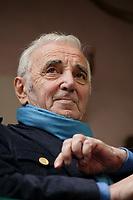 Charles Aznavour<br /> forêt des livres (37)<br /> 28.08.2011<br /> © AVENET / DALLE