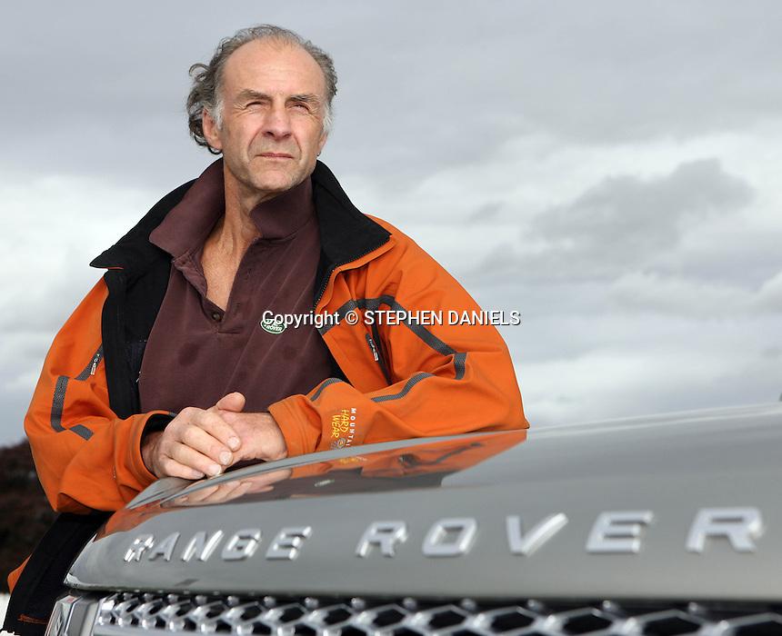 PHOTO By © Stephen Daniels<br /> Sir Ranulph Fiennes OBE